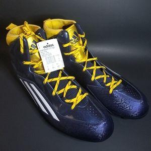 2 For 99 Adidas NWOB Crazyquick 2.0 High cleats